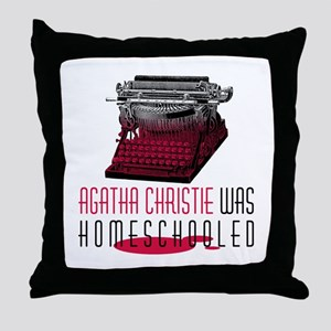 Agatha Throw Pillow