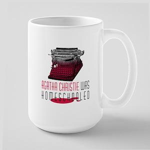 Agatha Large Mug