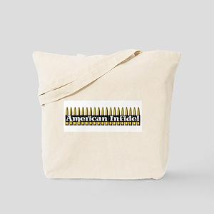 American Infidel (Bullets) Tote Bag