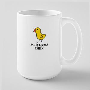 Ashtabula Chick Large Mug