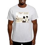 Light T-Shirt - 1960's Beach Bums