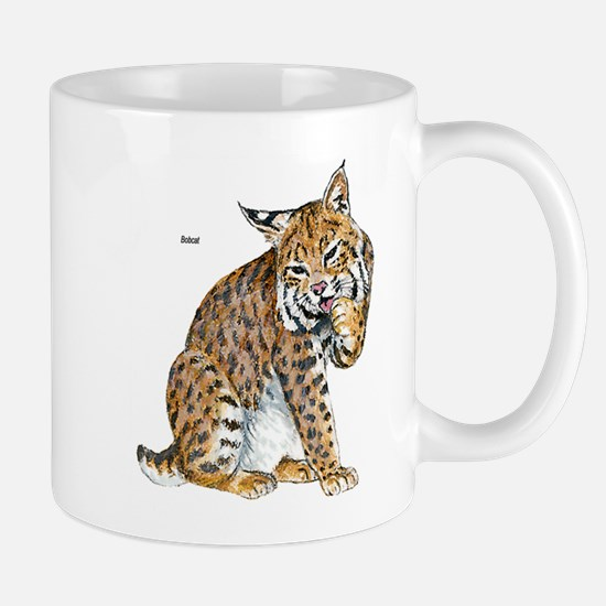 Bobcat Wild Cat Mug