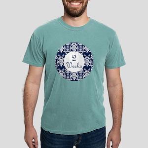 Damask Milestone 2 Weeks Mens Comfort Colors® Shir