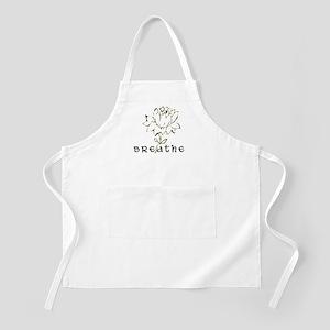 Breathe BBQ Apron