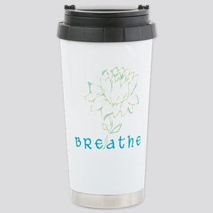 Breathe 2 Stainless Steel Travel Mug