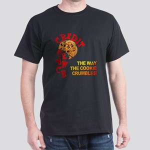 The Crunchy Credit Dark T-Shirt