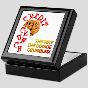 The Crunchy Credit Keepsake Box