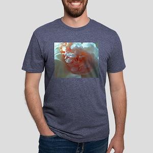 Flower Bed 2 copy Mens Tri-blend T-Shirt