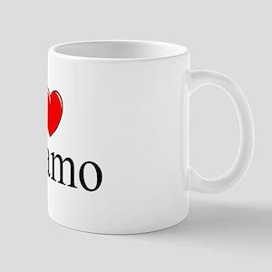 """I Love (Heart) Teramo"" Mug"