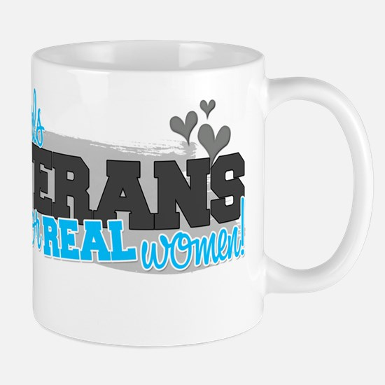 Real women: Veterans Mug