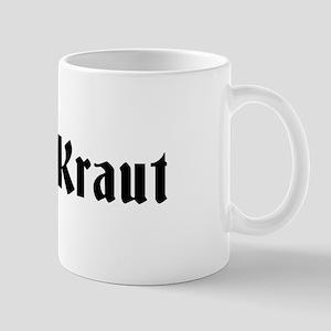 Sour Kraut German Mug