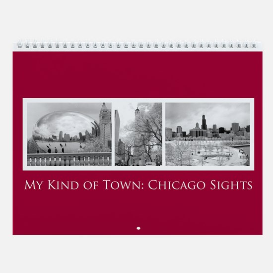 Chicago Wall Calendar