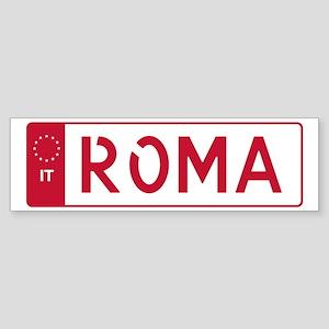 Rome Bumper Sticker
