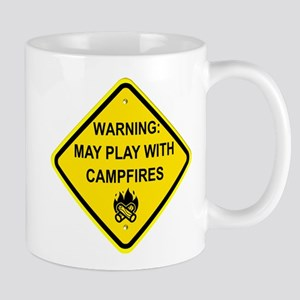 Play With Campfires Mug