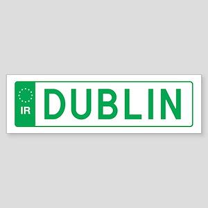 Dublin Bumper Sticker