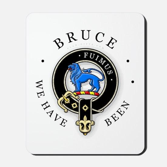 Clan Bruce Mousepad