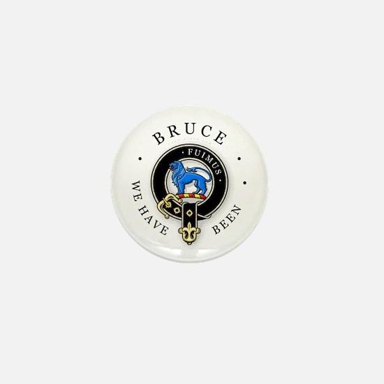 Clan Bruce Mini Button