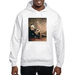 Tesla-3 Hooded Sweatshirt