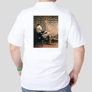 Tesla-3 Golf Shirt