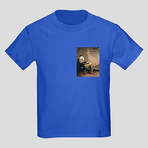 Tesla-3 Kids Dark T-Shirt
