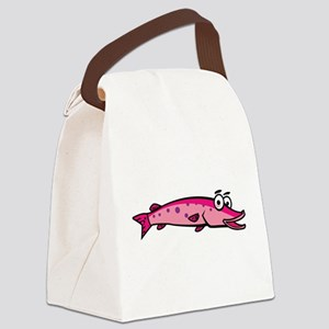 Baby Muskie Canvas Lunch Bag