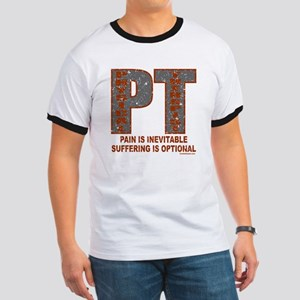 PHYSICAL THERAPIST Ringer T