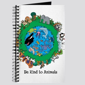 Be Kind to Animals Journal