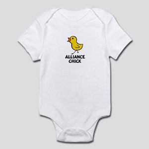 Alliance Chick Infant Bodysuit
