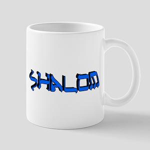 SHALOM BABY BIB ONSIE JEWISH Mug