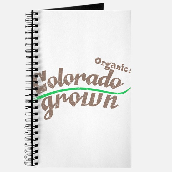 Organic! Colorado Grown! Journal