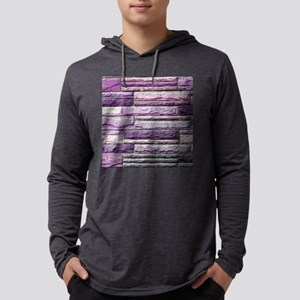 Siding 3 Mens Hooded Shirt