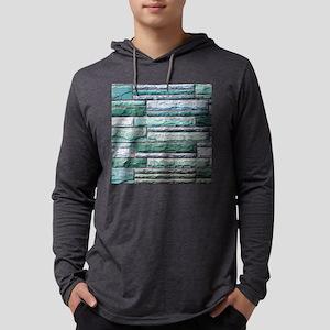 Siding 5 Mens Hooded Shirt