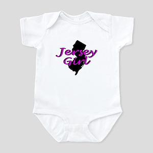 JERSEY GIRL SHIRT BABY CLOTHES BIB ONSIE GIFT Infa