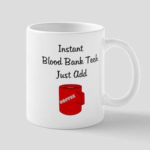 Blood Bank Tech Mug