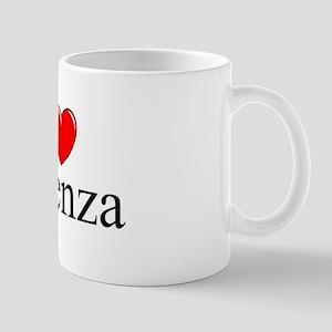 """I Love (Heart) Vicenza"" Mug"