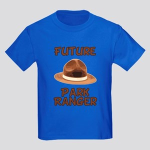Future Park Ranger Kids Dark T-Shirt