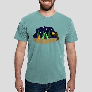 Campsite Mens Comfort Colors® Shirt