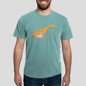 Brontosaurus Dinosaur Mens Comfort Colors® Shirt