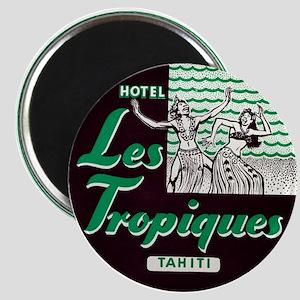 Les Tropiques (Tahiti) Magnet