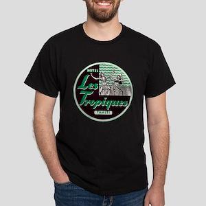 Les Tropiques (Tahiti) Dark T-Shirt