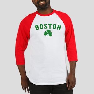 boston irish Baseball Jersey