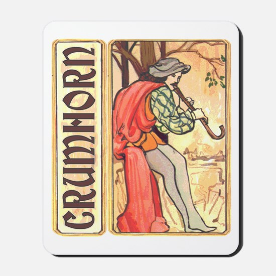 Crumhorn Mousepad