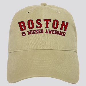 boston is wicked awesome Cap