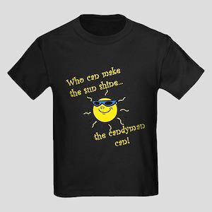 The Candyman Can Kids Dark T-Shirt