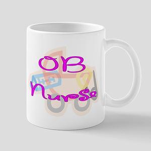 ob nurse Mugs
