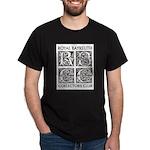 New_rb_logo_9x11_black_W_WHITE T-Shirt