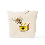 The Masonic Bee Lodge Tote Bag