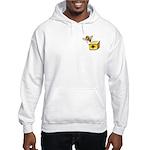The Masonic Bee Lodge Hooded Sweatshirt