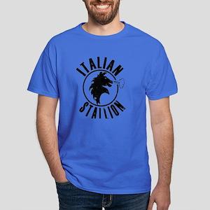 italian stallion Dark T-Shirt