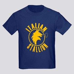italian stallion Kids Dark T-Shirt
